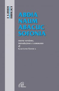 Copertina di 'Abdia, Naum, Abacuc, Sofonia'