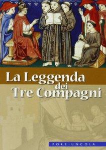 Copertina di 'La leggenda dei tre compagni'