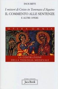 Copertina di 'I misteri di Cristo in Tommaso d'Aquino'