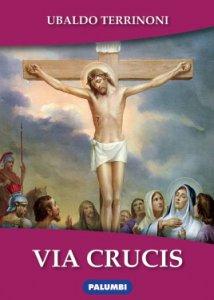 Copertina di 'Via Crucis con il Vangelo'