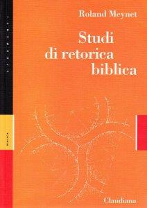 Copertina di 'Studi di retorica biblica'