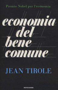 Copertina di 'Economia del bene comune'
