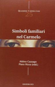 Copertina di 'Simboli familiari nel Carmelo'
