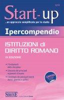 Ipercompendio Istituzioni di Diritto Romano - Redazioni Edizioni Simone