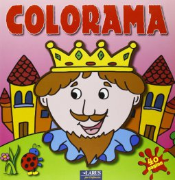 Copertina di 'Colorama. Re'