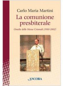 Copertina di 'La comunione presbiterale'