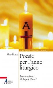 Copertina di 'Poesie per l'anno liturgico'