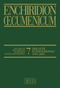Copertina di 'Enchiridion Oecumenicum. 7'
