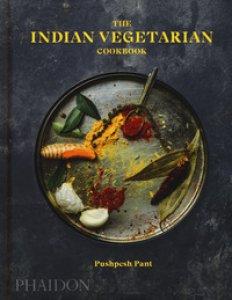 Copertina di 'The indian vegetarian cookbook'