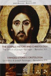 Copertina di 'I Vangeli: storia e Cristologia'