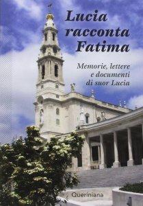 Copertina di 'Lucia racconta Fatima'