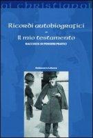 Ricordi autobiografici - Baldassarre Labanca