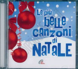 Copertina di 'Le più belle canzoni di Natale'