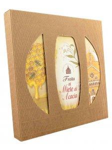 Copertina di 'Torta frolla al miele di acacia confezione 300 gr.'