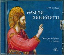 Copertina di 'Venite Benedetti'