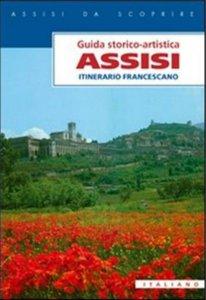 Copertina di 'Assisi. Itinerario francescano'