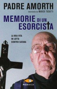 Copertina di 'Memorie di un esorcista'