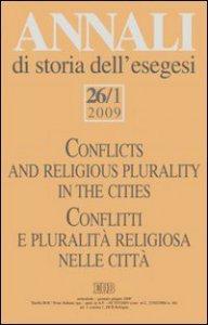 Copertina di 'Annali di storia dell'esegesi (2009)'