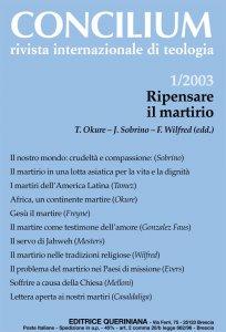 Concilium - 2003/1