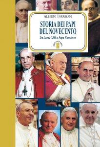 Copertina di 'Storia dei papi del Novecento'