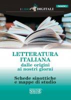 Letteratura Italiana dalle origini ai nostri giorni - Redazioni Edizioni Simone