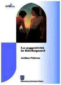 Copertina di 'La soggettività in Kierkegaard'