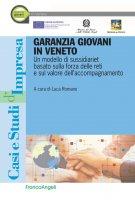 Garanzia giovani in Veneto - Confartigianato Vicenza,  Cesar-Formazione e Sviluppo,  Enaip Veneto