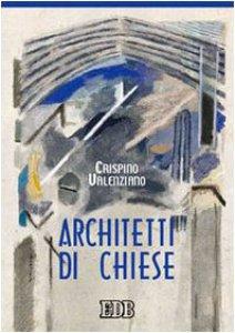 Copertina di 'Architetti di chiese'