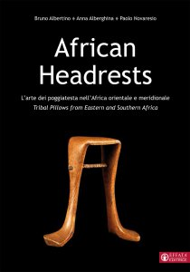 Copertina di 'African Headrests.'