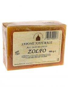 Copertina di 'Sapone allo zolfo 100 gr.'