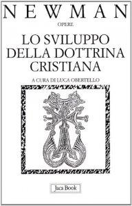 Copertina di 'Lo sviluppo della dottrina cristiana'