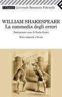 La commedia degli errori - William Shakespeare,  Anonimo