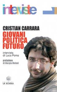 Copertina di 'Giovani politica futuro'