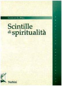 Copertina di 'Scintille di spiritualità'