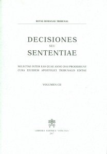 Copertina di 'Decisiones seu sententiae'
