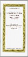 L' agricoltura naturale nell'800. Esperimenti di rivoluzione del filo di paglia in Italia un secolo prima di Fukuoka - Stancovich Pietro