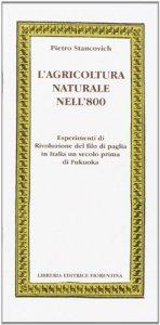 Copertina di 'L' agricoltura naturale nell'800. Esperimenti di rivoluzione del filo di paglia in Italia un secolo prima di Fukuoka'