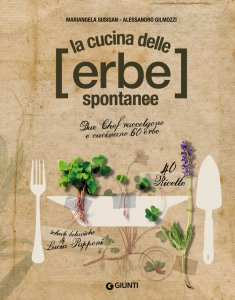 Copertina di 'La cucina delle erbe spontanee'