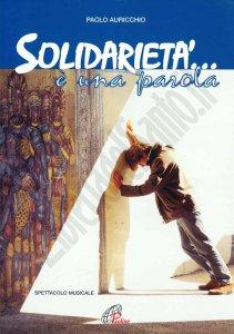 Copertina di 'Solidarietà... è una parola'