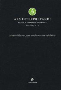 Copertina di 'Ars interpretandi (2017)'