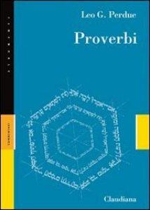Copertina di 'Proverbi. Detti, poesie e istruzioni per i più alti ideali'