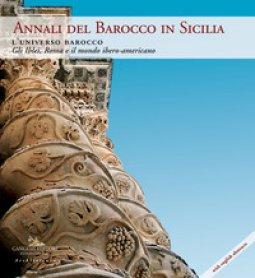 Copertina di 'Annali del barocco in Sicilia'
