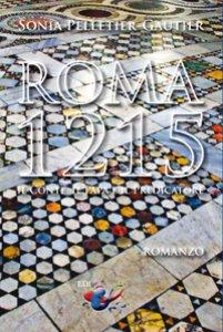 Copertina di 'Roma, 1215'