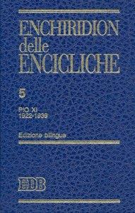 Copertina di 'Enchiridion delle Encicliche. 5'