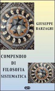 Copertina di 'Compendio di filosofia sistematica'