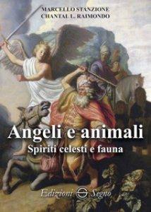 Copertina di 'Angeli e animali'