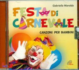 Copertina di 'Festa di carnevale. Canzoni per bambini'