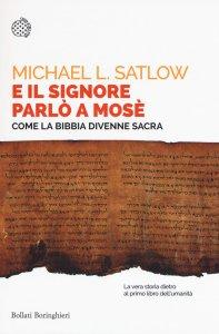 Copertina di 'E il Signore parlò a Mosè'