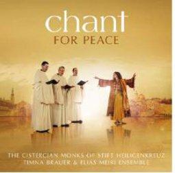 Copertina di 'Chant for Peace - Canti gregoriani ed ebraici'