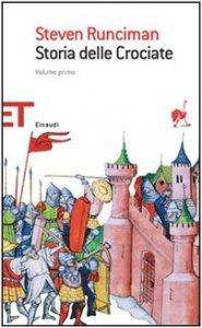 Copertina di 'Storia delle crociate'